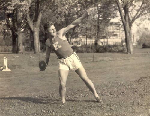 Track & Field ca 1930